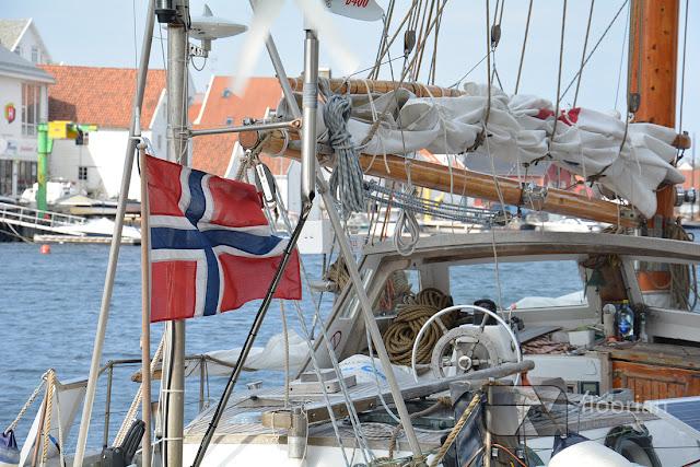Statki i łodzie w Haugesund. Top atrakcje Haugesund w Norwegii