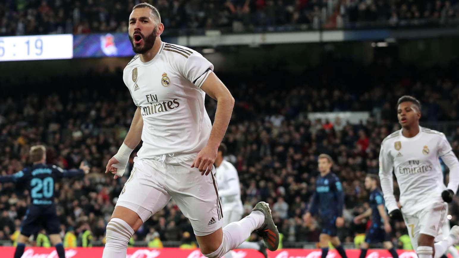 Zidane: Real Madrid do not want revenge on Paris Saint-Germain