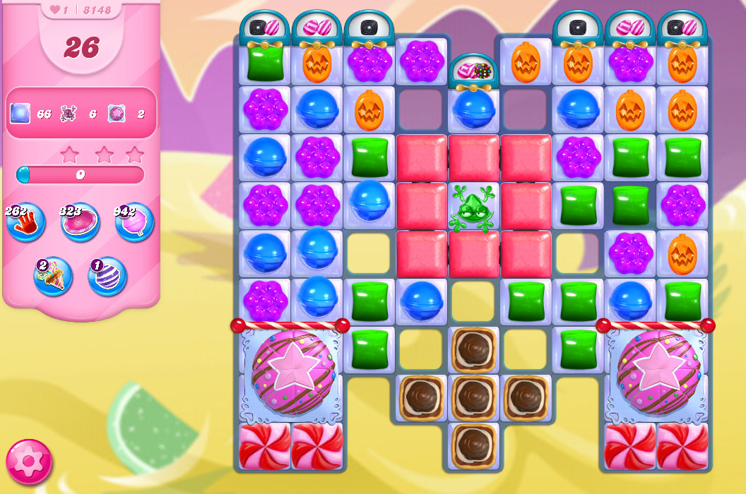 Candy Crush Saga level 8148