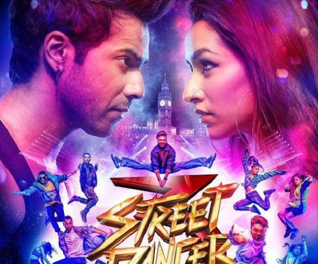 Street Dancer 3D Social Review