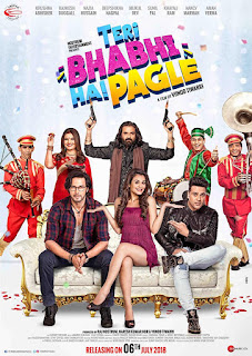 Download Teri Bhabhi Hai Pagle (2018) Full Movie Hindi 720p HDRip 808MB
