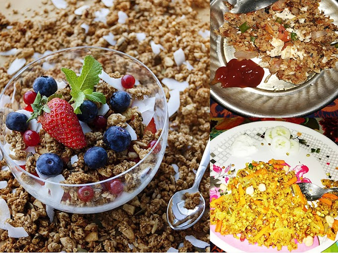 7 Must know Benefits of oats and 3 Delicious oats recipes for weight loss