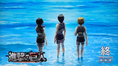 Shingeki no Kyojin 3 Episode 1 - 22