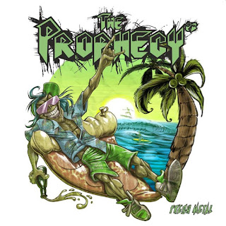 "Το βίντεο των The Prophecy 23 για το ""Intergalactic Anti Capitalism"" από το album ""Fresh Metal"""