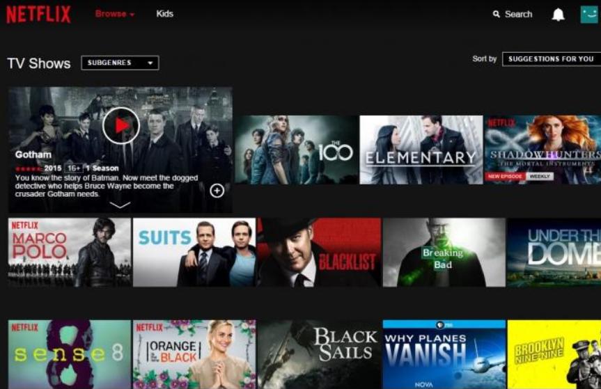 Cara Nonton Netflix di Indihome Dengan Menggunakan VPN