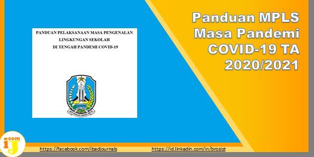 Panduan MPLS Masa Pandemi COVID-19 TA 2020-2021