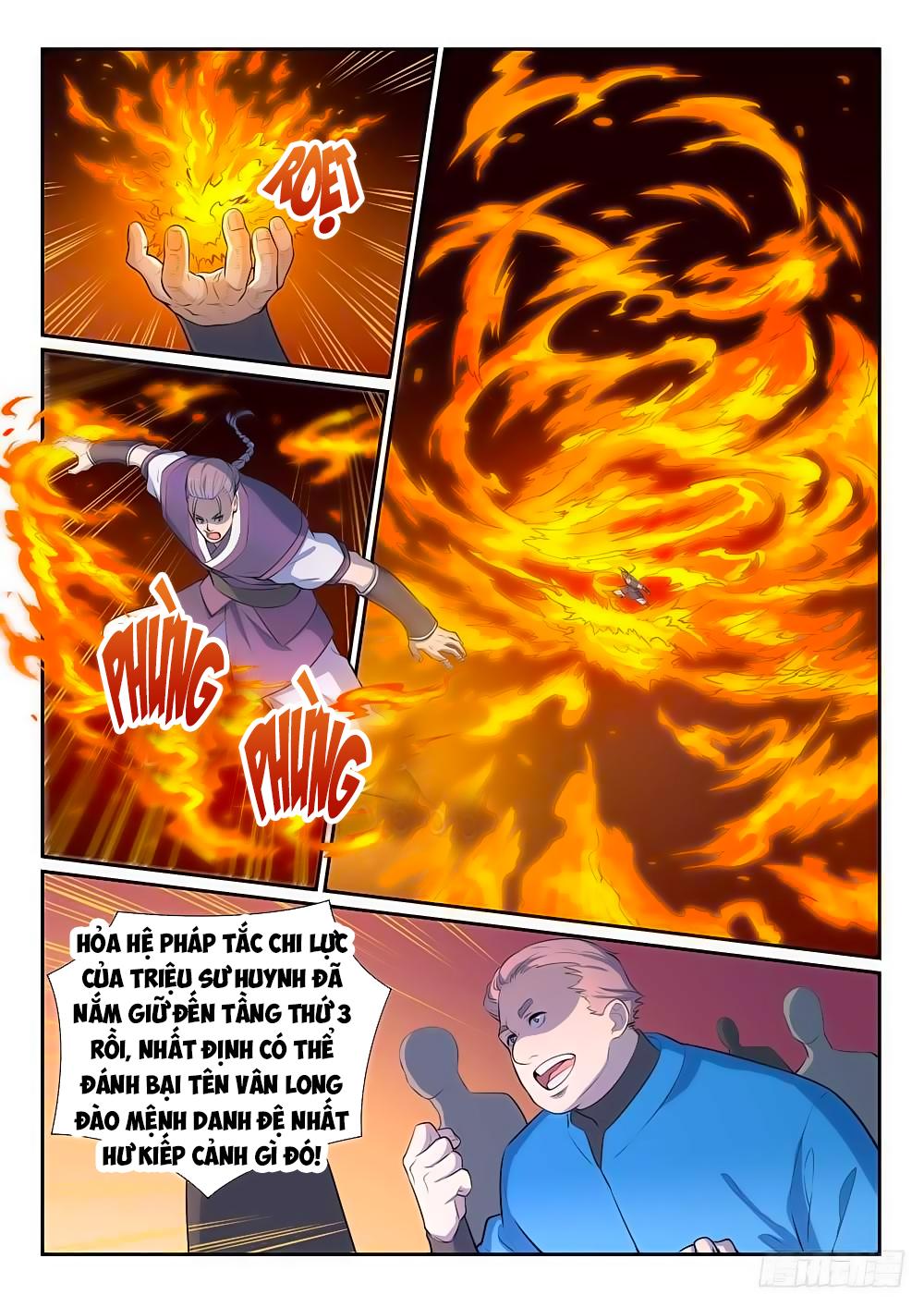 Hành Trình Tu Tiên chap 375 - Trang 7