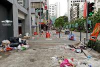 Unglaublich viel Müll! WELTREISe in Malaysia!