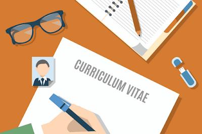 Contoh Penulisan Daftar Riwayat Hidup CV yang Baik dan Benar