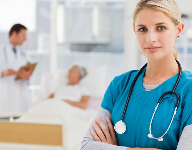 perks for the nursing career