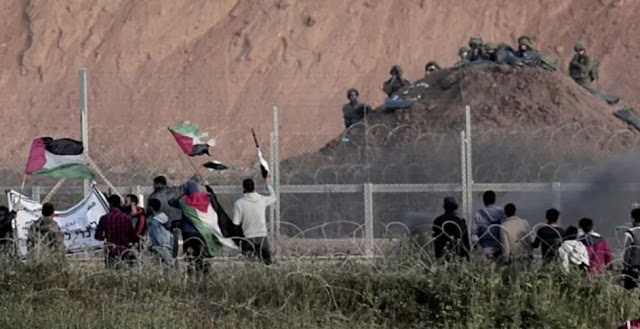 pejuang palestina