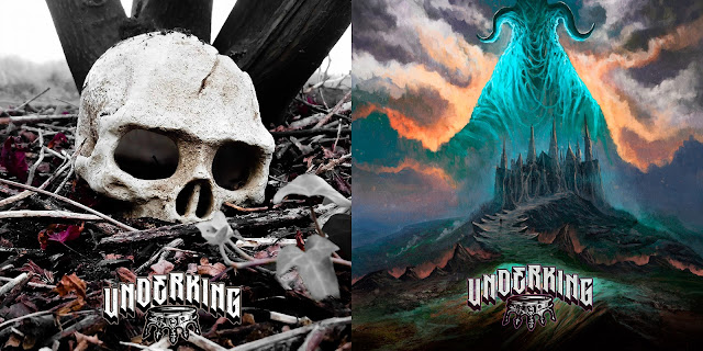 Underking - Amongst The Dead + Ghosts Of The Past