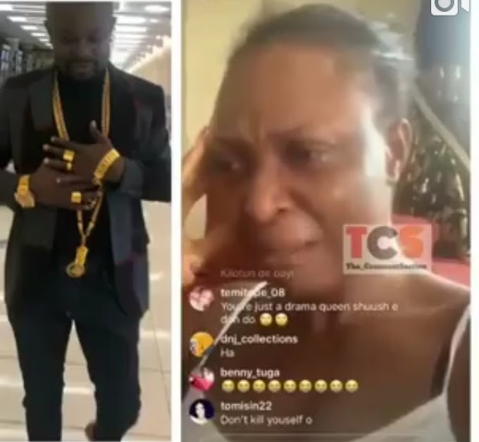 Blogger Okoro Blessing denies trespassing accusation and claims she was setup and threatened to be killed by Onye Eze (Video)