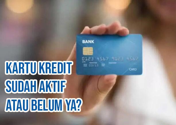 Cek Kartu Kredit BRI Aktif atau Tidak