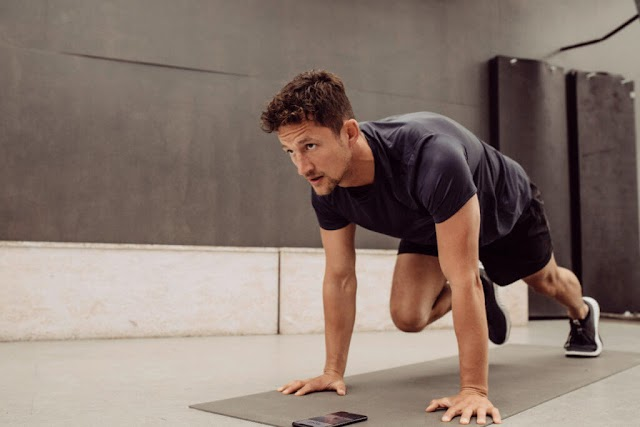5 Tips for Keeping Fit At Home
