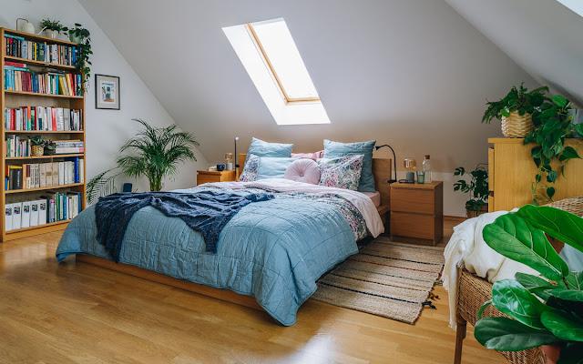 Ktoś spał w moim łóżeczku, czyli metamorfoza sypialni u moich Rodziców - CZYTAJ DALEJ