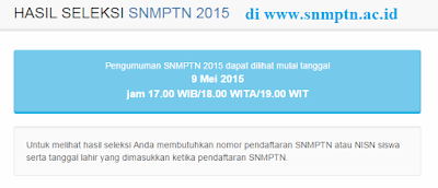 Bocoran  Pengumuman Hasil SNMPT 2016, Hasil SNMPTN 2016, SBMPTN 2016, Hasil SBMPTN 2016 Resmi, Pengumuman  SBMPTN 2016 Juli 2016, Hasil SNMPTN di www.snmptn.ac.id 10 Mei pict