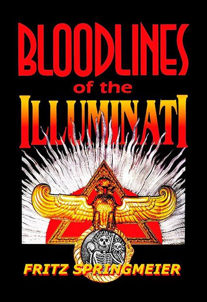Portada del libro Linaje de los Illuminati de Fritz Springmeier