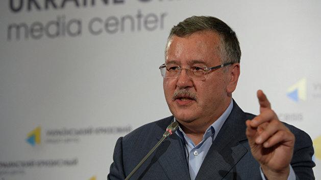 """""""Саакашвілі нам тут не потрібен"""": Гриценко зробив скандальну заяву"""