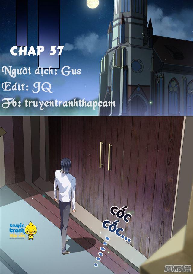 Tế Phẩm Tân Nương Của Tổng Tài Ác Ma chap 58 - Trang 1