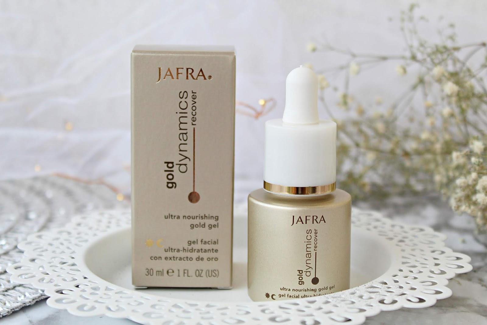 Serum ze złotem - Jafra Gold Dynamics
