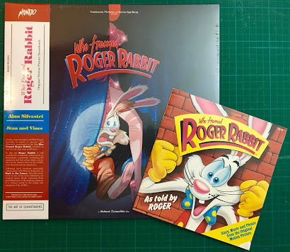 Mondo Who Framed Roger Rabbit Original Motion Picture Soundtrack