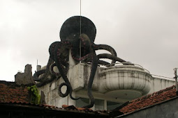 Cerita Misteri Rumah Gurita Bandung Begini Mitosnya