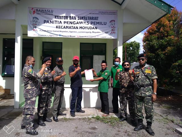 PAC Ansor di Sleman Ingatkan Panewu Agar Tidak Terlibat Dalam Pemberian Bansos Bermuatan Politik