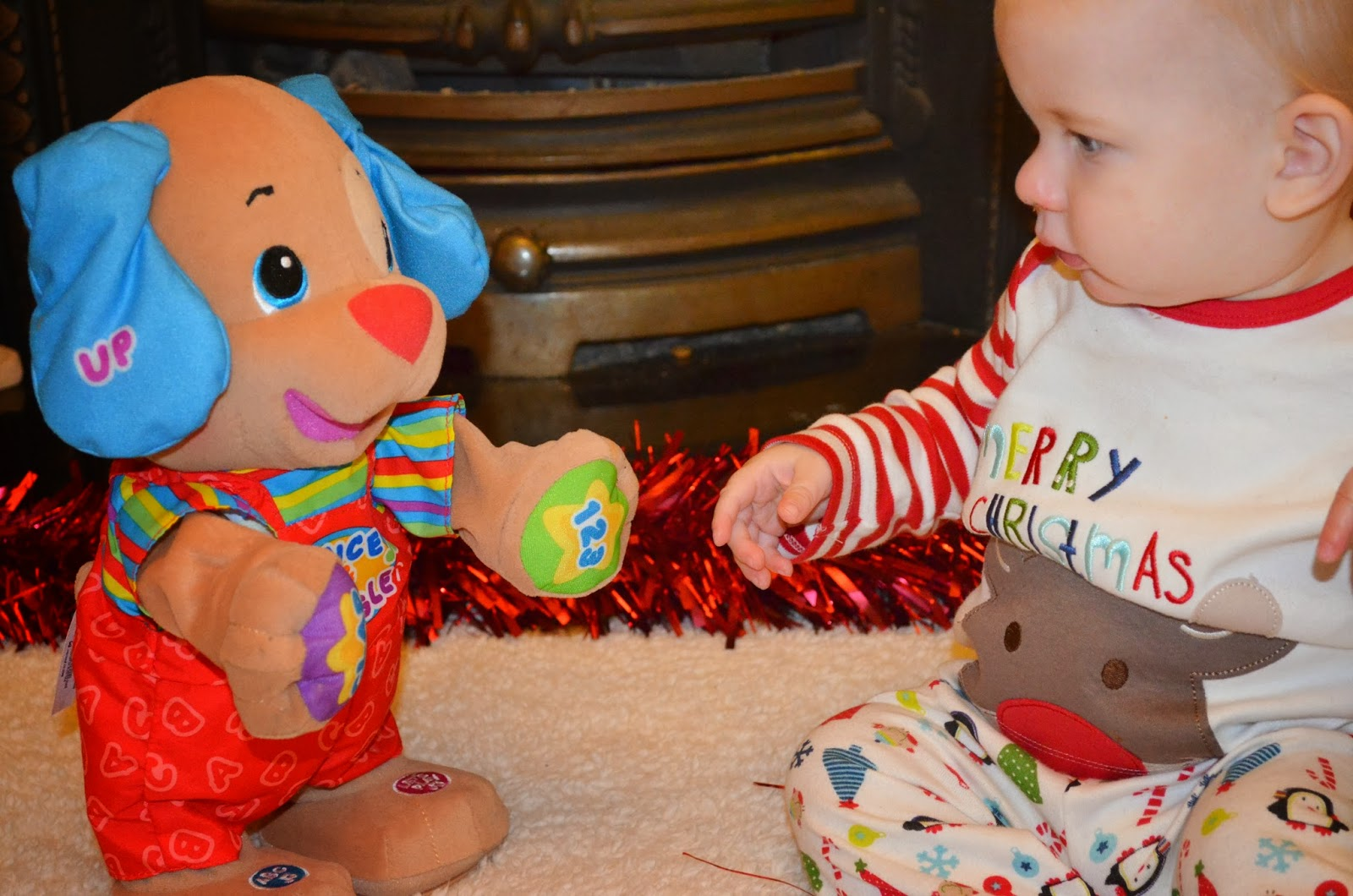 The Adventure Of Parenthood: Baby's First Christmas Gift Guide