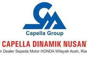 Lowongan PT. Capella Dinamik Nusantara Pekanbaru Oktober 2019