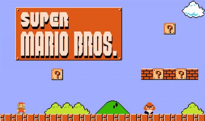 Game Klasik Generasi 90-an Paling Populer - Super Mario Bros