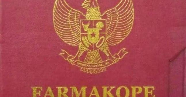 Sediaan Umum Farmakope Indonesia V (FI V) Lengkap - Pharmacy