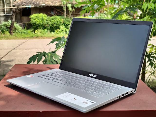 Review Asus M409BA, Laptop Murah Cocok untuk Pelajar dan Mahasiswa