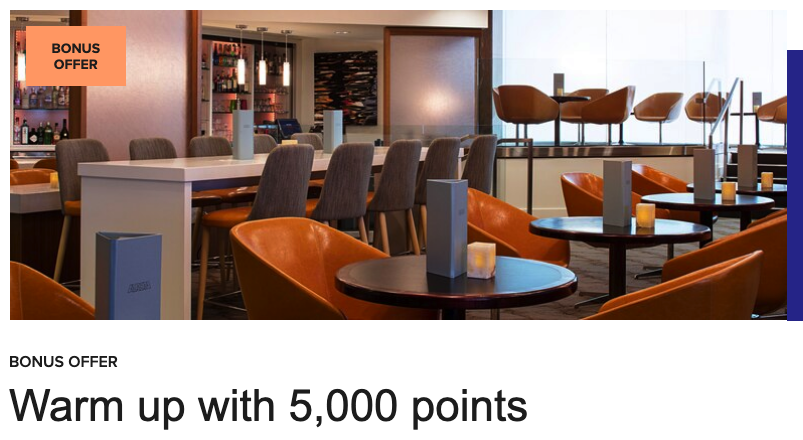 From Vancouver to Montreal - Earn 500 to 7,500 bonus Marriott Bonvoy points for stays at 8 hotels in February