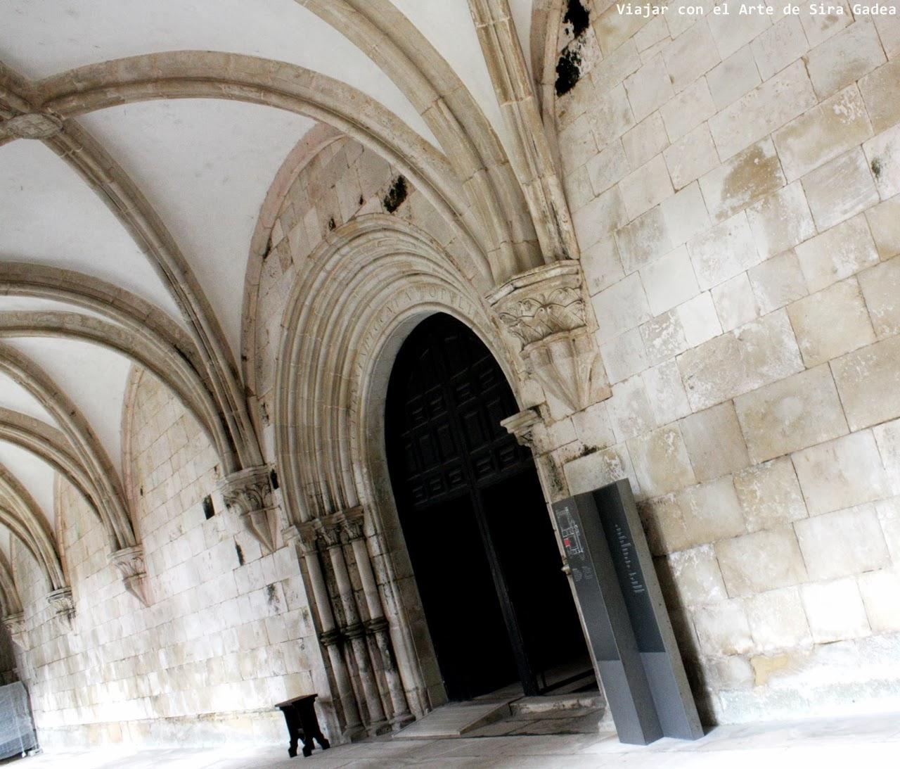 refectorio Alcobaça
