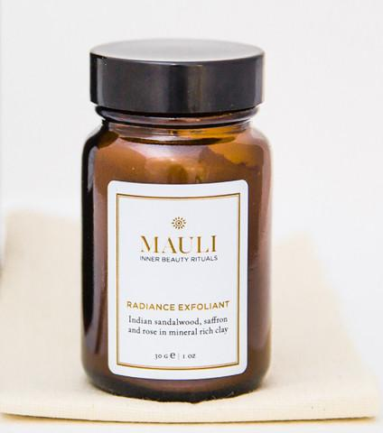 RADIANCE EXFOLIANT & MASK by: Mauli Rituals