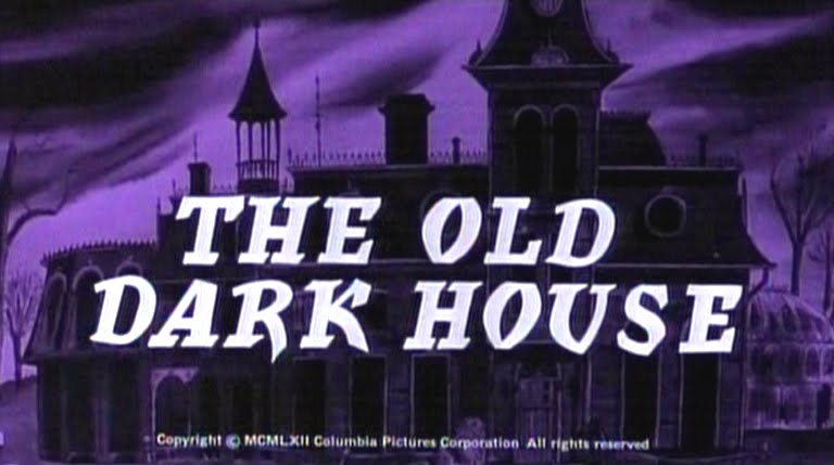 World music the old dark house william castle for Old house music
