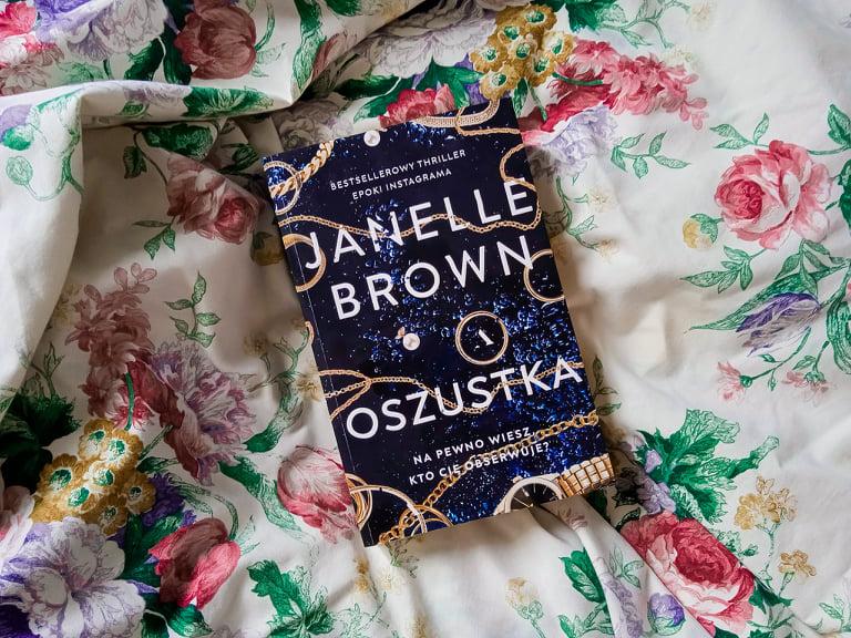 "Janelle Brown ""Oszustka"""
