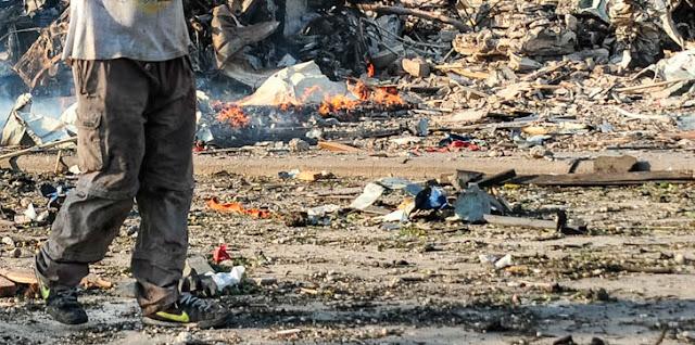 Al menos 13 policías muertos y 15 heridos por atentado en Somalia
