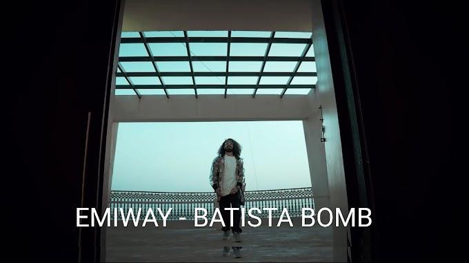 EMIWAY - BATISTA BOMB LYRICS | NEW EMIWAY SONGS 2020