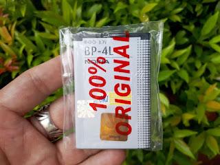 Baterai Nokia BP-4L BP4L Original 100%