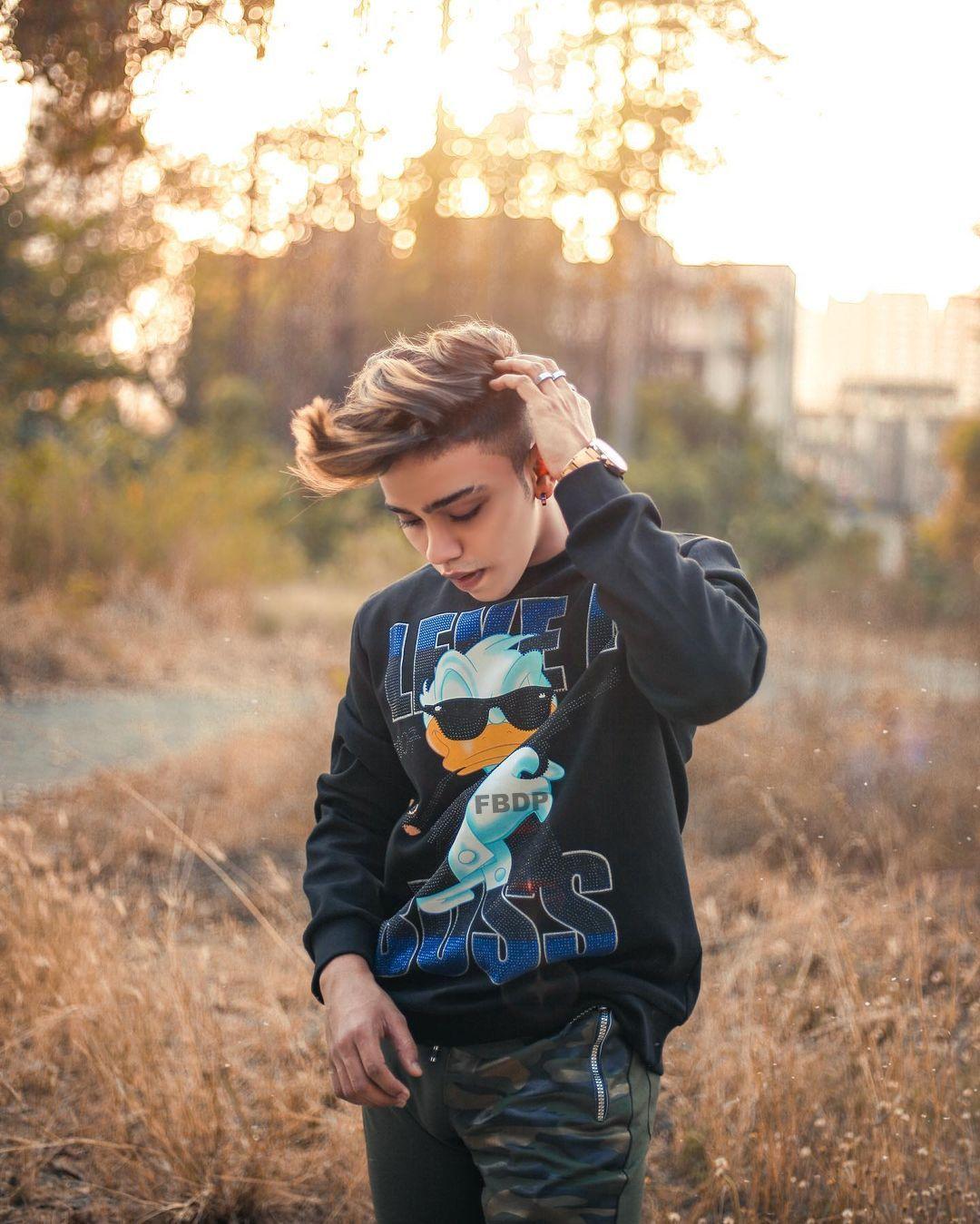 Stylish Boy DP