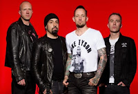 Volbeat are a Danish rock band formed in Copenhagen in 2001. They play a fusion of rock and roll, heavy metal and rockabilly. Their current line-up consists of vocalist and guitarist Michael Poulsen, guitarist Rob Caggiano, drummer Jon Larsen and bassist Kaspar Boye Larsen
