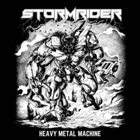 "Το ep των Stormrider ""Heavy Metal Machine"""