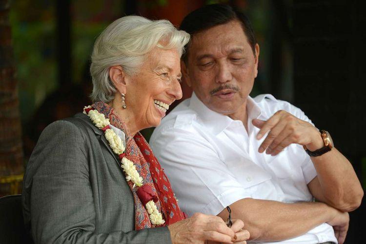 Bali & World News & Views: IMF boss Christine Lagarde