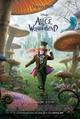 Sinopsis film Alice in Wonderland (2010)