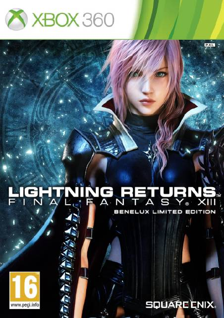 Lightning Returns Final Fantasy XIII [Jtag/RGH + DLC] - Download