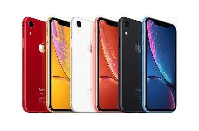 smartphone terpopuler tahun 2019