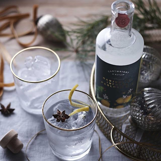 Darjeeling Infused Parlour Gin