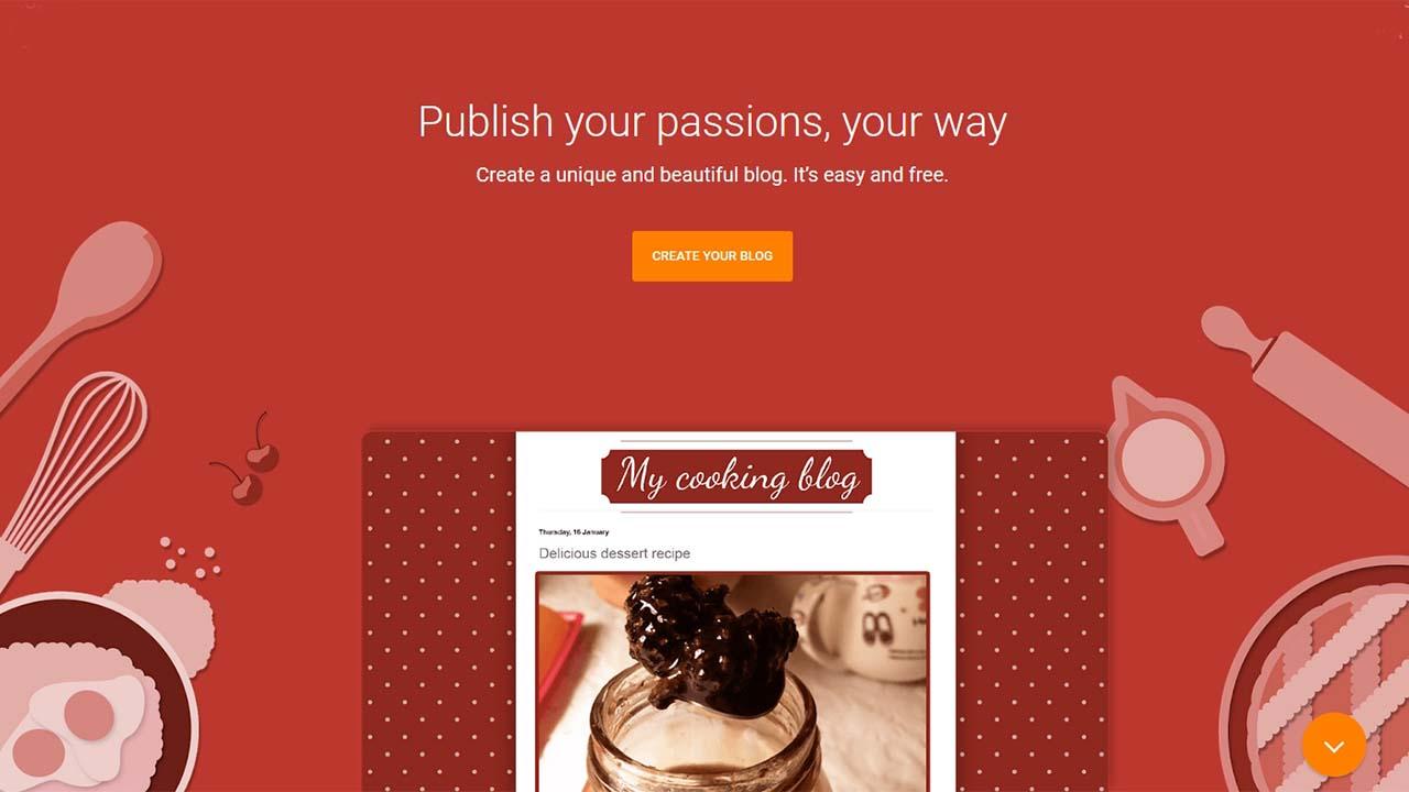 Belajar Membuat Tema Kustom Blogger Dari Awal